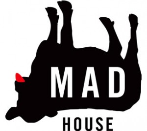 Mad Hous logo black